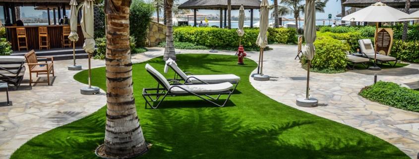 high quality fake grass dubai