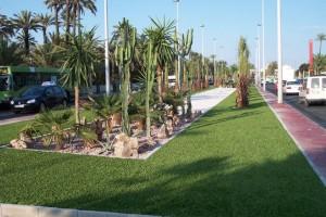 Artificial Grass For Municipality