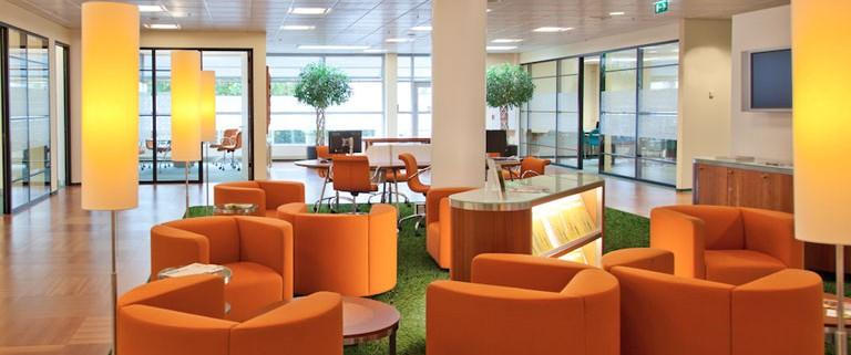 Artificial Grass For Retail & Interiors