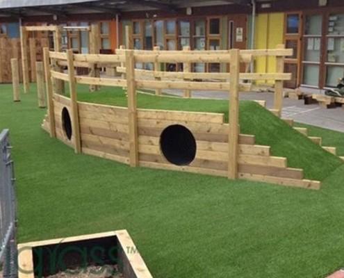 Artificial Grass For Schools & Nurseries