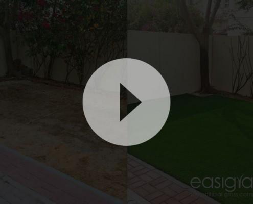 Artificial Grass Installation Videos