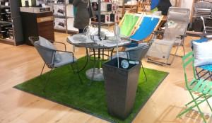 Fake Grass For Retail Dubai