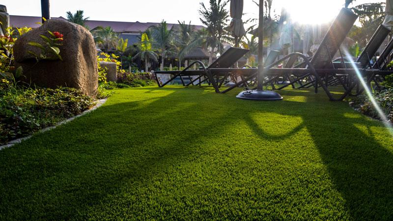 artificial turf installation Dubai