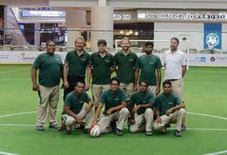 Artificial Grass Dubai Mall DU Football