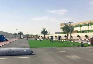 fake-grass-installation-for-soccer-pitch-dubai