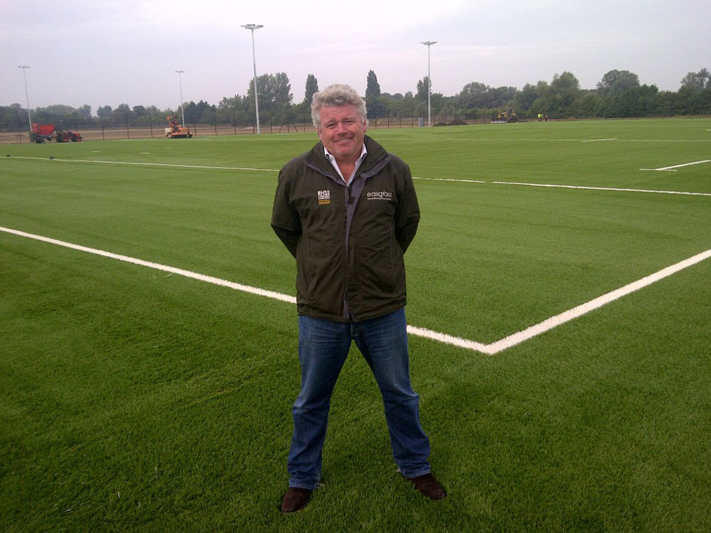 Jonathan Gallagher Easigrass Sport