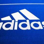 Adidas Artificial Grass Logo
