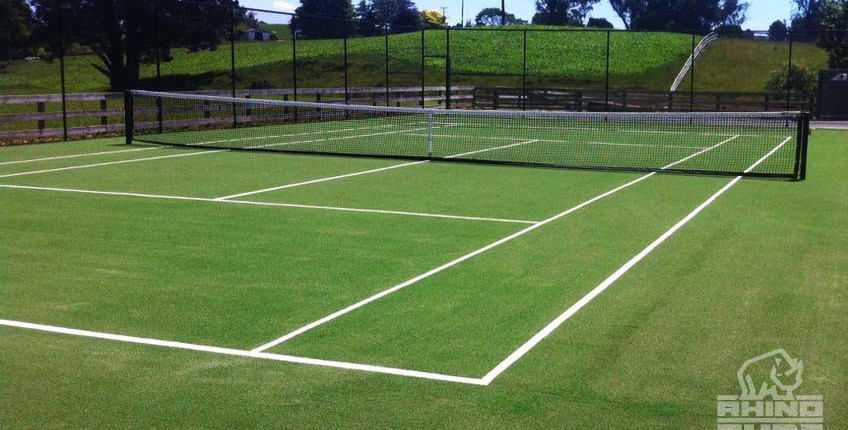 artificial tennis courts dubai