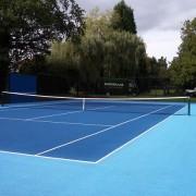 Blue Tennis Courts