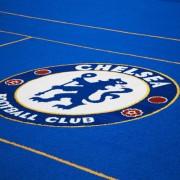Chelsea FC Artificial Grass Logo