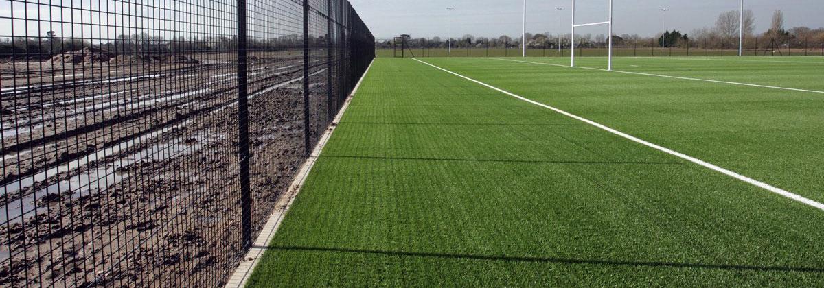 london irish artificial grass rugby field