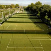 Synthetic Tennis Court Installation Company