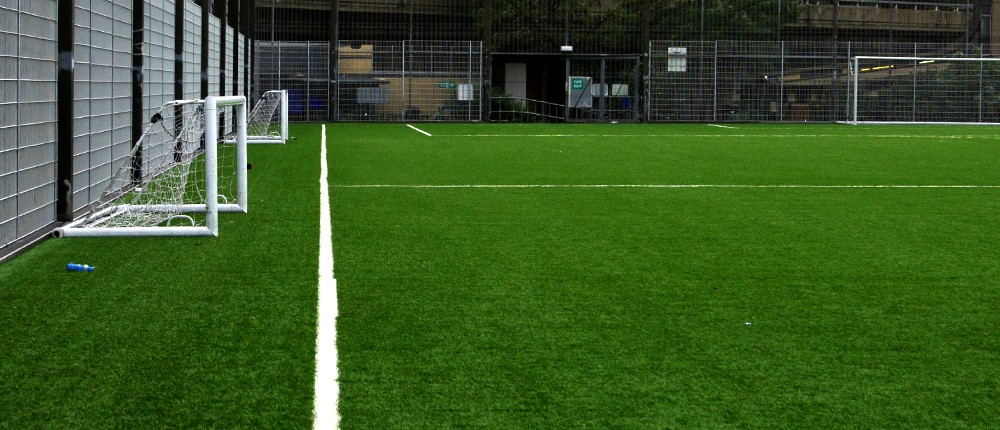 westway sports centre ground with artificial grass
