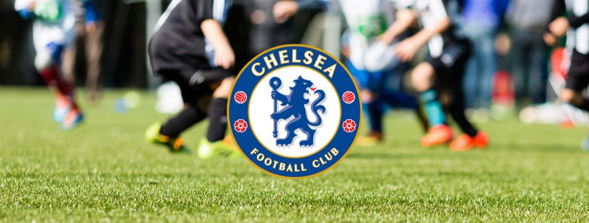 artificial football field Chelsea Football Club