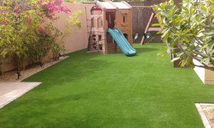 child safe artificial grass