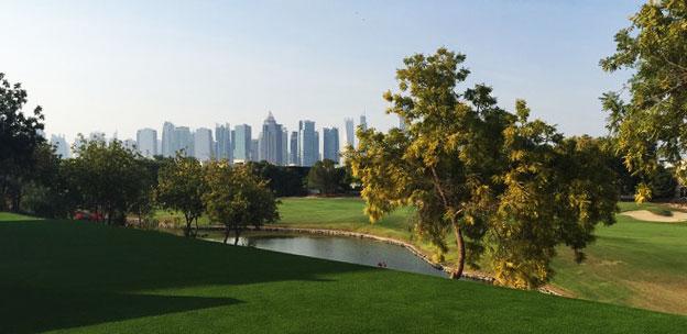 A Perfect Garden In Dubai