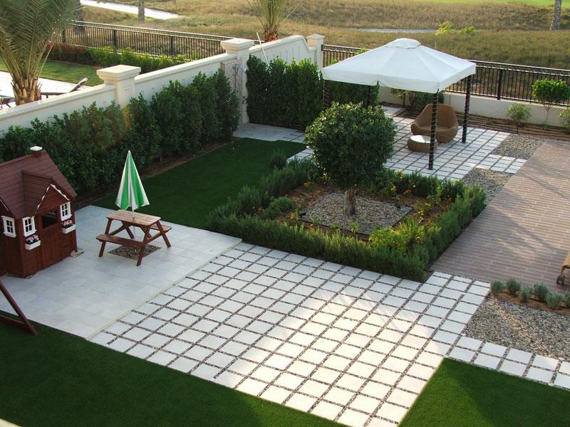 landscape garden dubai