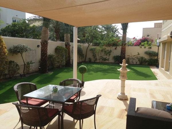 artificial grass installation in saudi arabia